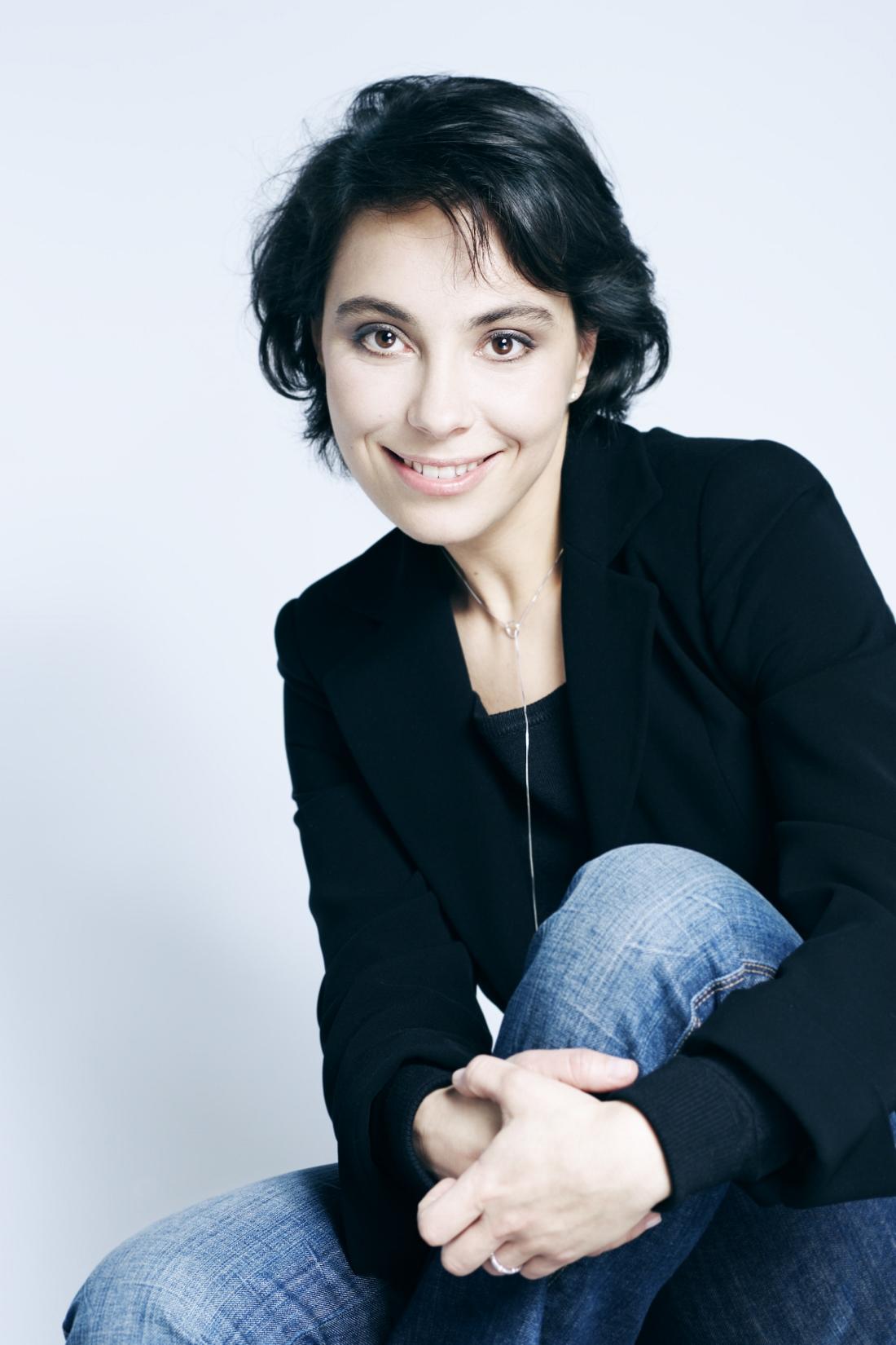 מריה מאירוביץ' צילום יחצ (2)