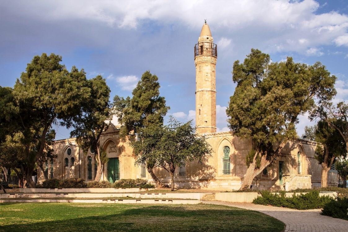Беэр-Шевский Музей исламской культуры и народов Востока. Фото: Амит Гирон