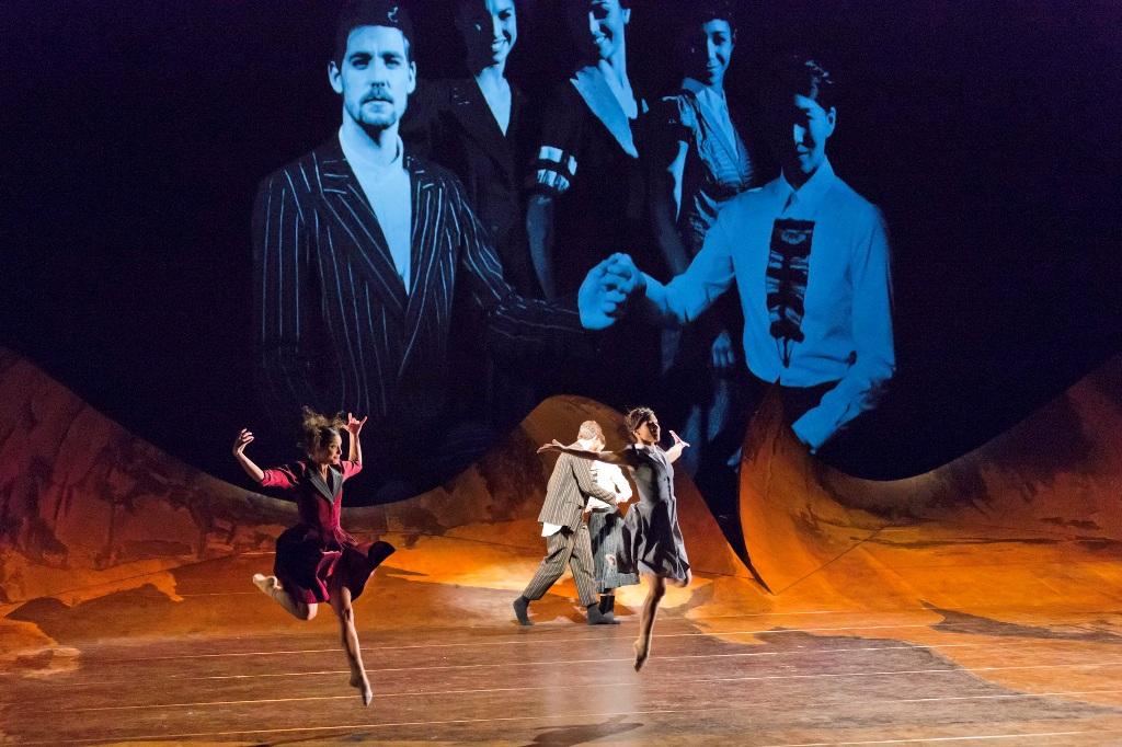 Theater Basel. Ballett Tewje © Ismael Lorenzo