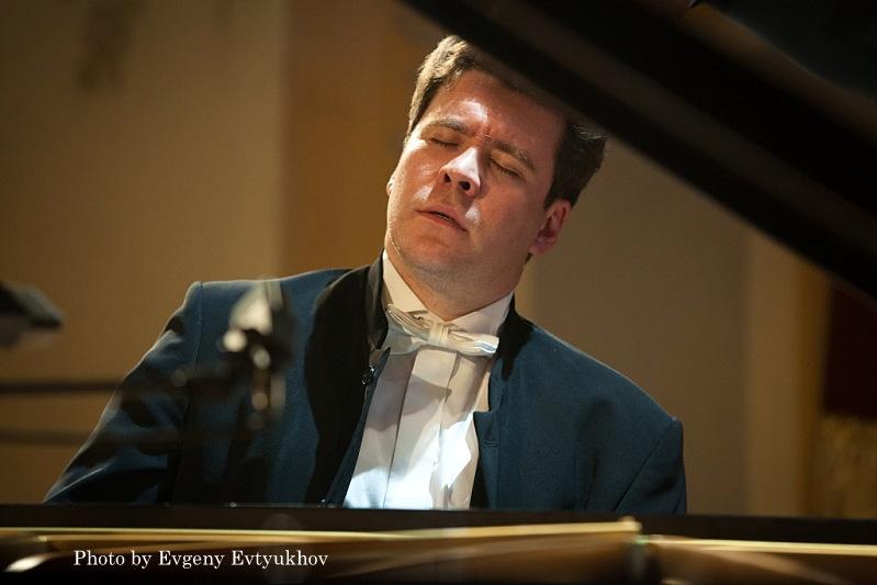 Денис Мацуев - фото Евгений Евтюхов