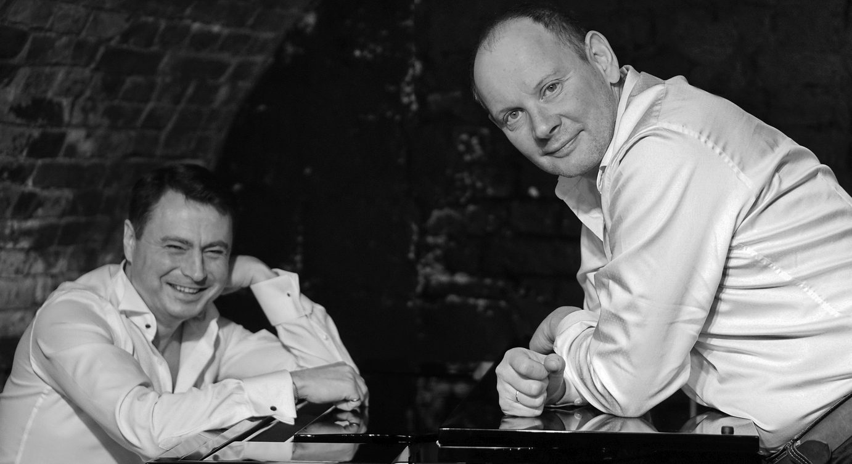 Даниил Спиваковский и Евгений Борец «Диалоги». Фото © Маргарита Шол