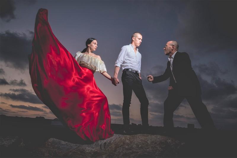 "Иерусалимская опера. ""Риголетто"". Фото - © Илан Сапиро"
