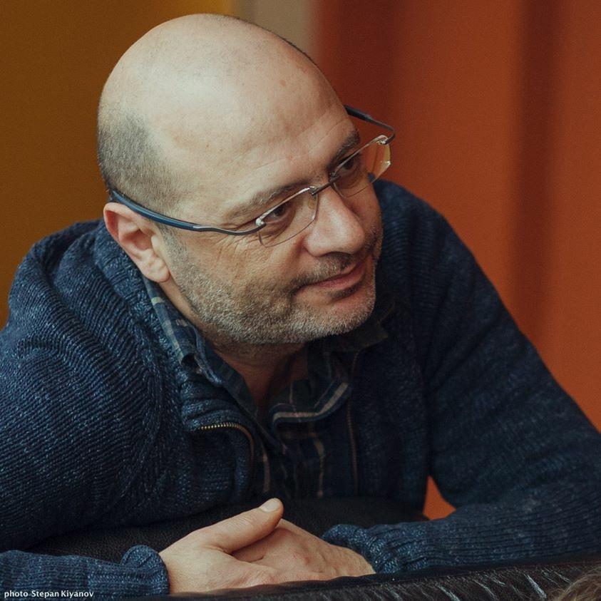 Дима Зицер - фото © Степан Киянов