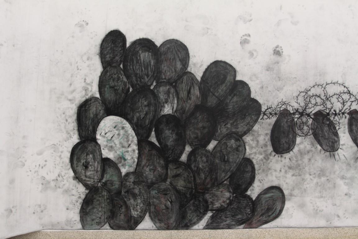 מריה סאלח מחמיד סבכת גפנים 2020 צילום משכן לאמנות עין חרוד (15) (Medium)