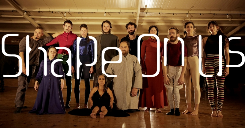 Shape On Us. Фото - Ран Йехезкель