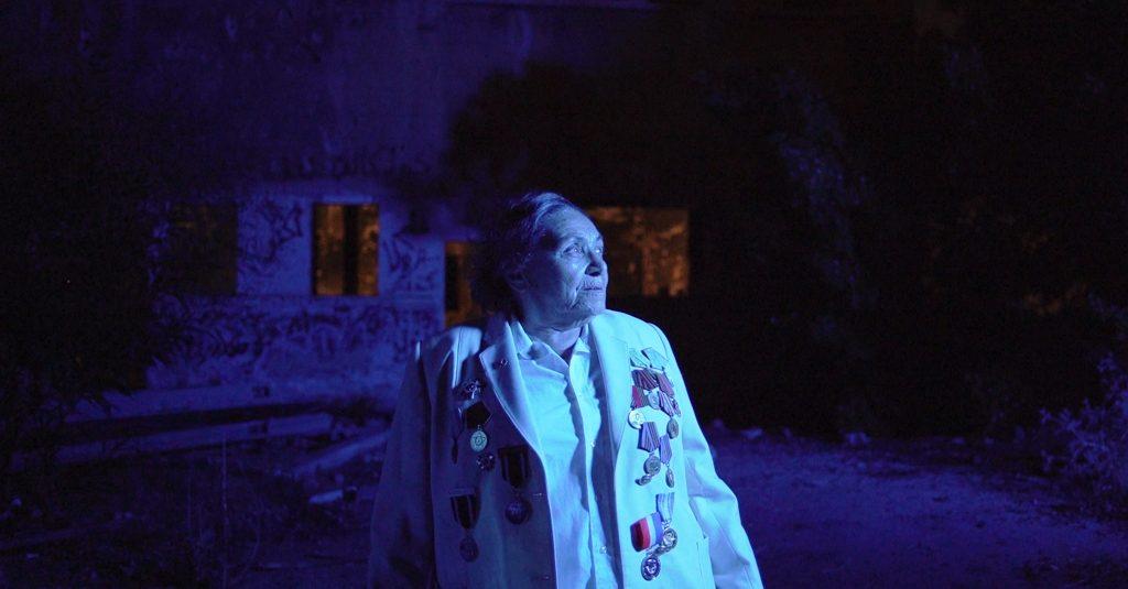 """Кадр из фильма """"Война Раи Синицыной"""". Фото © Daniel Binsted"""