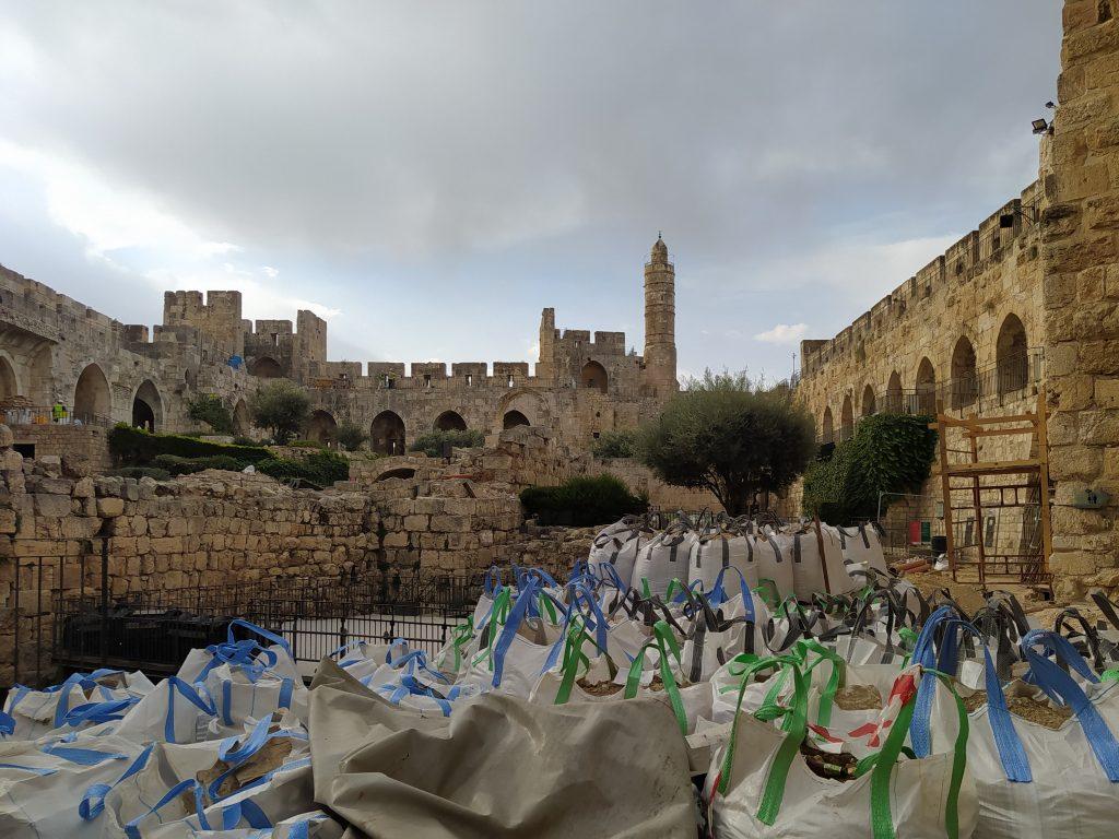 Иерусалим: Музей «Башня Давида» начинает новую жизнь: фото © Рики Речмен. Предоставлено пресс-службой музея