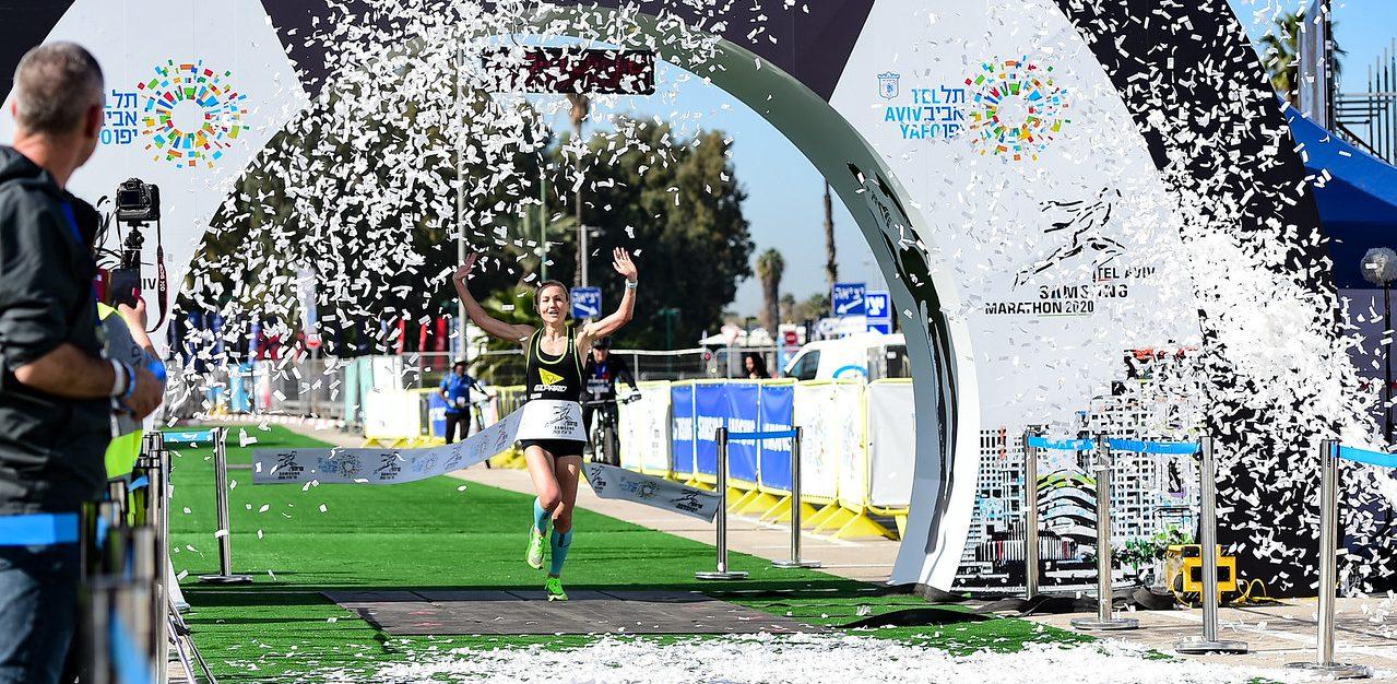 Tel Aviv Marathon 2020 (Credit Kapaim Active)