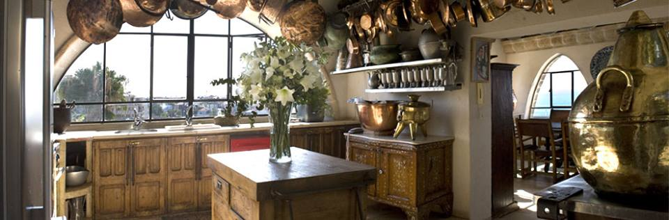 Ilana Gur Museum - kitchen