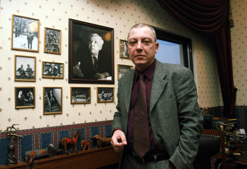 Максим Юрьевич Никулин. Фото: Константин Cтукалов