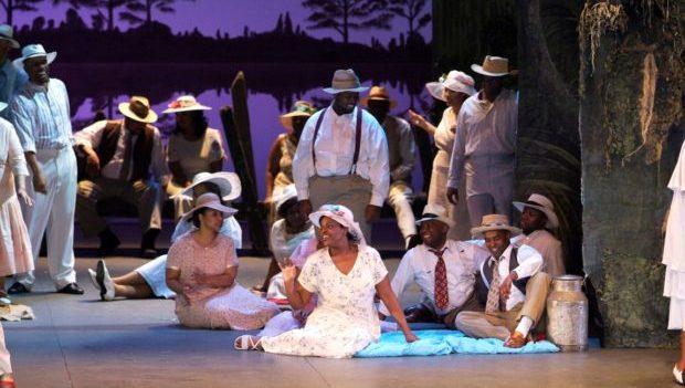 Порги и бесс о чем эта опера