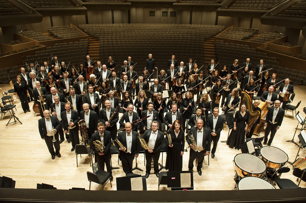 Симфонический оркестр Торонто. Фото: Sian Richards